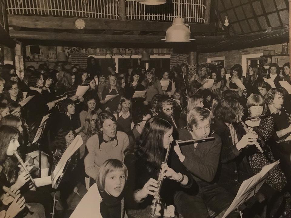 Gerbrich-van-der-Meer Speel in 1973
