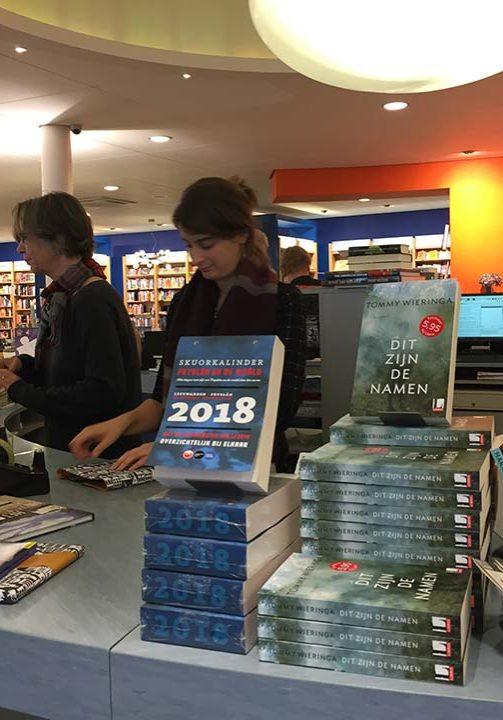Gerbrich-van-der-Meer_Skuorkalinder-2018-boekhandel